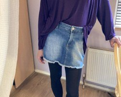 Denim Skirt - June 2020