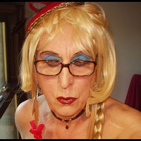 Donnahyde, CrossDresser 70  Plymouth Devon