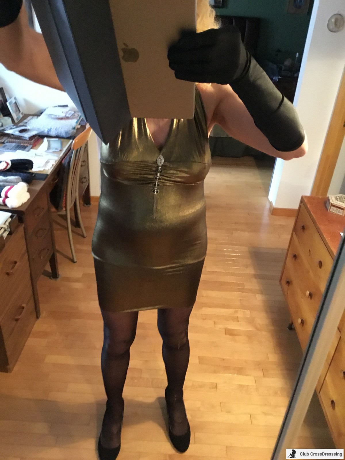Should I wear this for our Christmas Party Gurls???