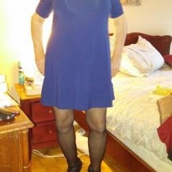 JeannieA, CrossDresser 65  Ottawa Ontario