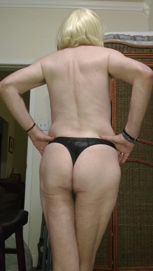 Just my thong