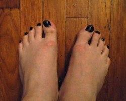 Essie Feet