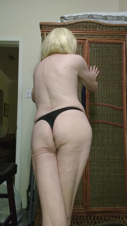 Just my thong