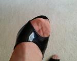 more silky shiny nylons