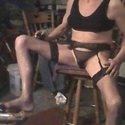 sexystockings11, CrossDresser 56  Blue Island Illinois