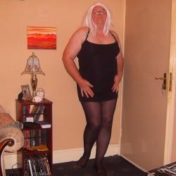 Sally59, Transgender 61  Middlewich Cheshire