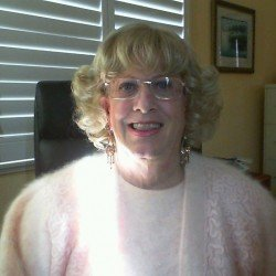 AngoraJo, CrossDresser 72  Santee California