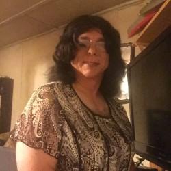 JanetP5, CrossDresser 58  Olean New York