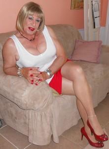 Fat saggy tits