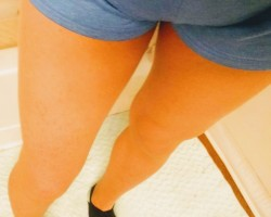 I love my silky smooth legs