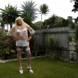 sissyslutbecky, CrossDresser 55  Gold Coast Queensland