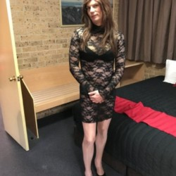 Macey_May, CrossDresser 46  Adelaide South Australia