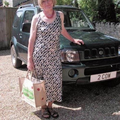sandra_coxwell, Transvestite 55  Yeovil Somerset