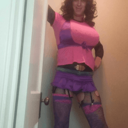 Michellecdbottom, CrossDresser 46  Muskegon Michigan