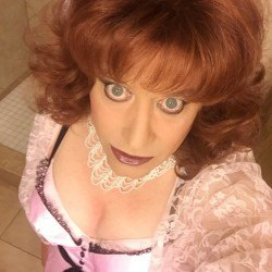 SissyBridget, CrossDresser 55  Elk Grove California