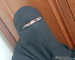 My niqab  pics