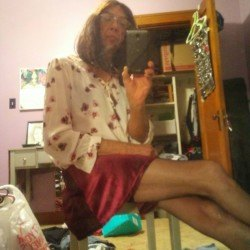 BobbieJo, CrossDresser 61  Mattoon Illinois