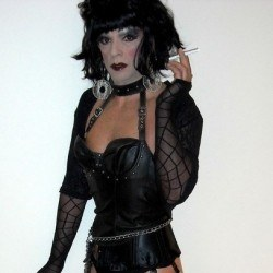 Sylviacumwhore, Transvestite 45  Kelowna British Columbia