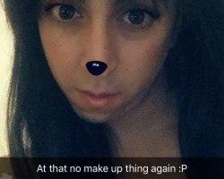 No make up don't care :)